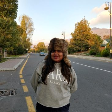 Azerbaijani Hospitality and a Hat