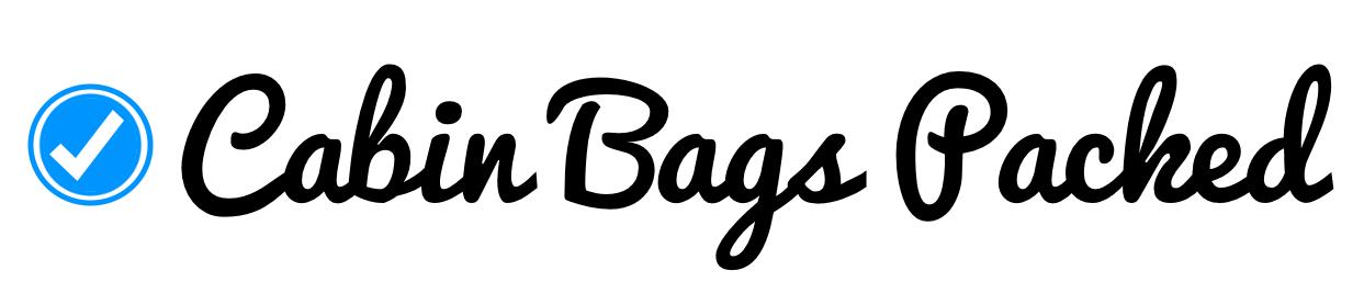 cabinbagspacked