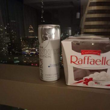 Our Love for Ferrero Raffaello